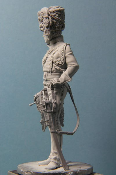 Trompette Major 2ème Régiment des Lanciers de la Garde 1811 IMG_8870