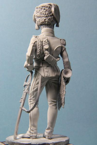 Trompette Major 2ème Régiment des Lanciers de la Garde 1811 IMG_8871