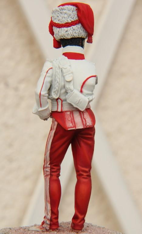 Trompette Major 2ème Régiment des Lanciers de la Garde 1811 IMG_9018
