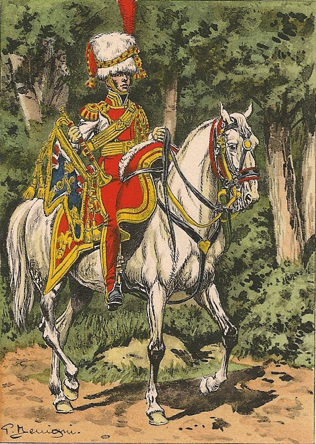 Trompette Major 2ème Régiment des Lanciers de la Garde 1811 Trompette-Major_du_2eme_Regiment_de_Chevau-legers_Lanciers_de_la_Garde_1811