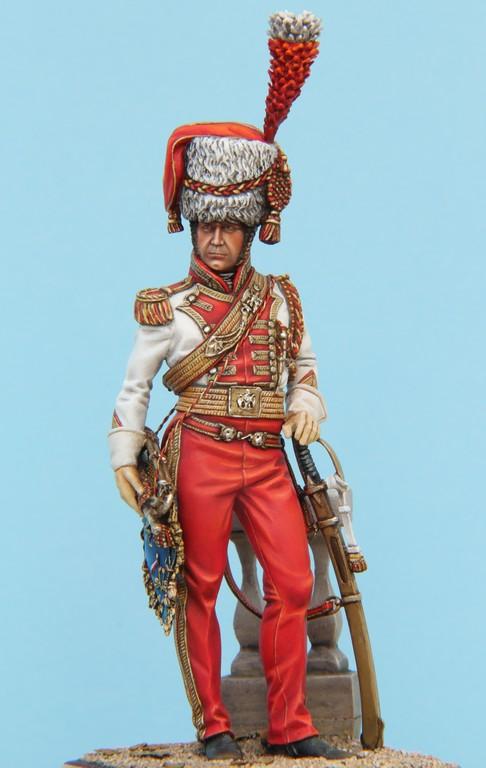 Trompette Major 2ème Régiment des Lanciers de la Garde 1811 - Page 2 Tromplancier