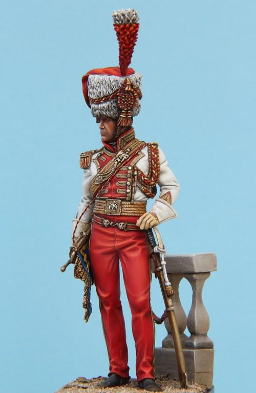Trompette Major 2ème Régiment des Lanciers de la Garde 1811 - Page 2 Tromplancier1