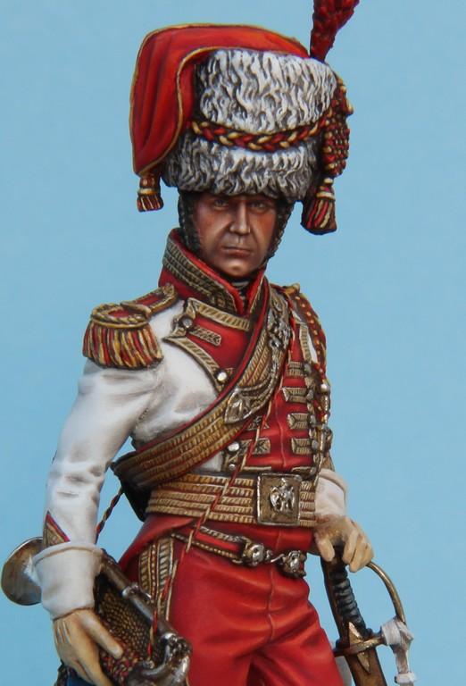 Trompette Major 2ème Régiment des Lanciers de la Garde 1811 - Page 2 Tromplancier10