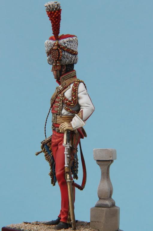 Trompette Major 2ème Régiment des Lanciers de la Garde 1811 - Page 2 Tromplancier2