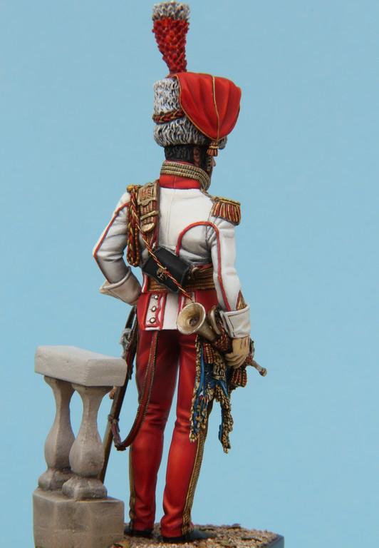 Trompette Major 2ème Régiment des Lanciers de la Garde 1811 - Page 2 Tromplancier3