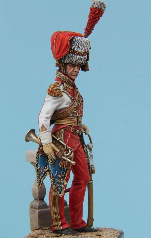 Trompette Major 2ème Régiment des Lanciers de la Garde 1811 - Page 2 Tromplancier5