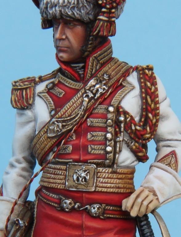 Trompette Major 2ème Régiment des Lanciers de la Garde 1811 - Page 2 Tromplancier7