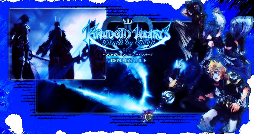 Kingdom Hearts RPG- Renaissance