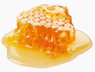 Het medicijn afkomstig van Bijen Honey-01