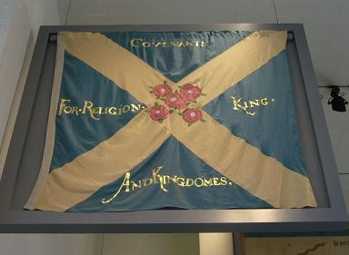 A Dangerous Puritan Legacy? Replica_Covenanter_flag_Royal_Scottish_Museum_zpshwc0blhd