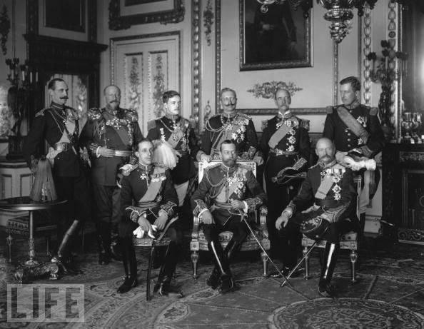 European monarchies and republics pre WW1 Kings%201910_zps5zqeh9y3