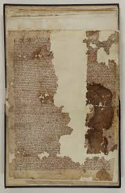 Magna Carta copy found at Sandwich Magnacarta2_zps6bdfcc9b
