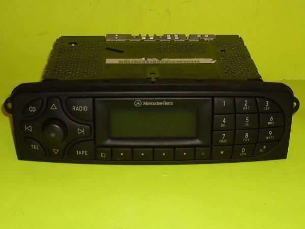 (SONORIZAÇÃO): Rádio/toca-fitas  código CM1010 para doação - compatível W203 KGrHqFrUFGiNcKOPuBRwSgZSup60_57_zps04968ce6
