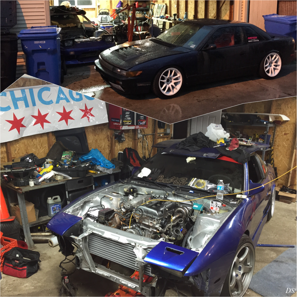 Just when you thought I was done. Dave's 180SX build.  - Page 23 84B803BC-0C2A-4154-8E81-AFD807D55024