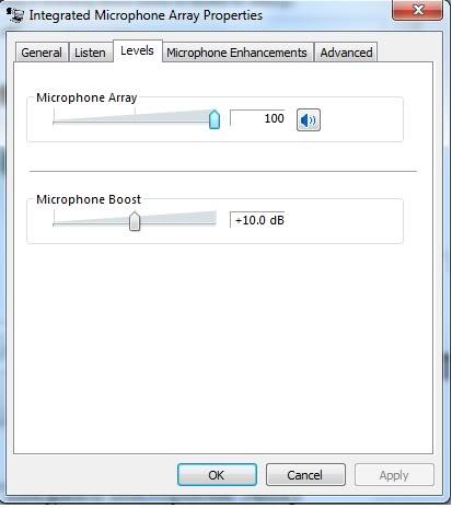 hát karaoke và thu âm trên PC và laptop Windows 7.vista IDT3
