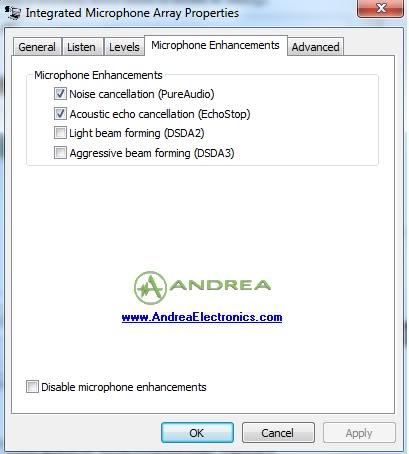 hát karaoke và thu âm trên PC và laptop Windows 7.vista IDT4