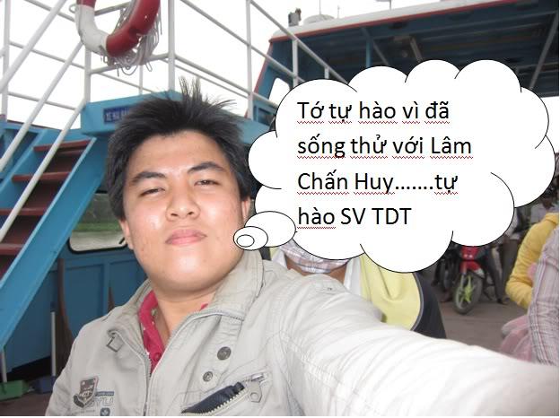 Sinh Viên TDT sống thử với Lâm Chấn Huy hot hot ^^ 1-2