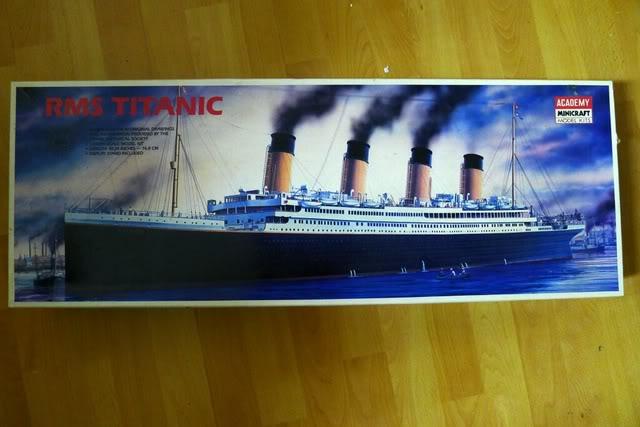 Baubericht Titanic -ACADEMY- P1010922