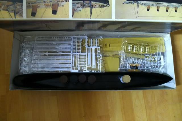 Baubericht Titanic -ACADEMY- P1010923