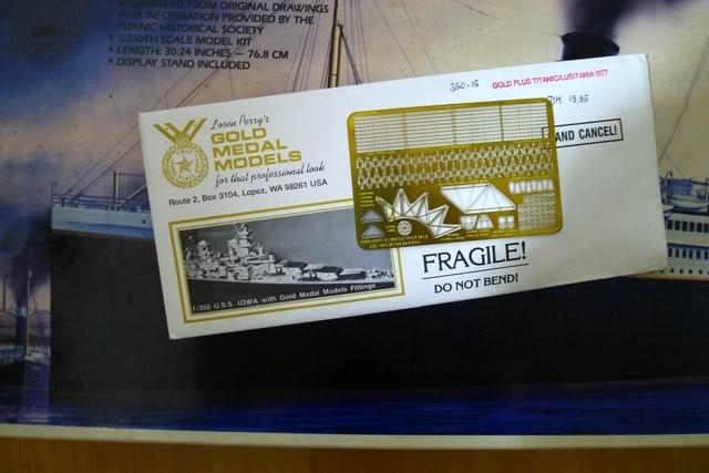 Baubericht Titanic -ACADEMY- P1010924