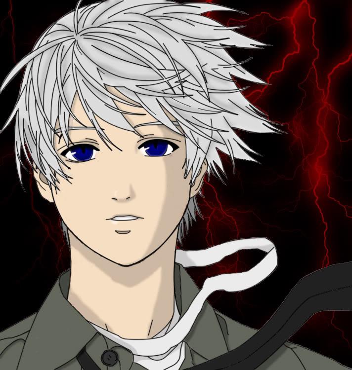 Ficha de Komuro takashi Ghoul_Tsukune_by_hank