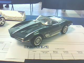 Model Car Show Lap 5 IMG0227A