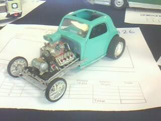 Model Car Show Lap 5 IMG0299A