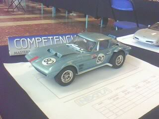 Model Car Show Lap 5 IMG0310A