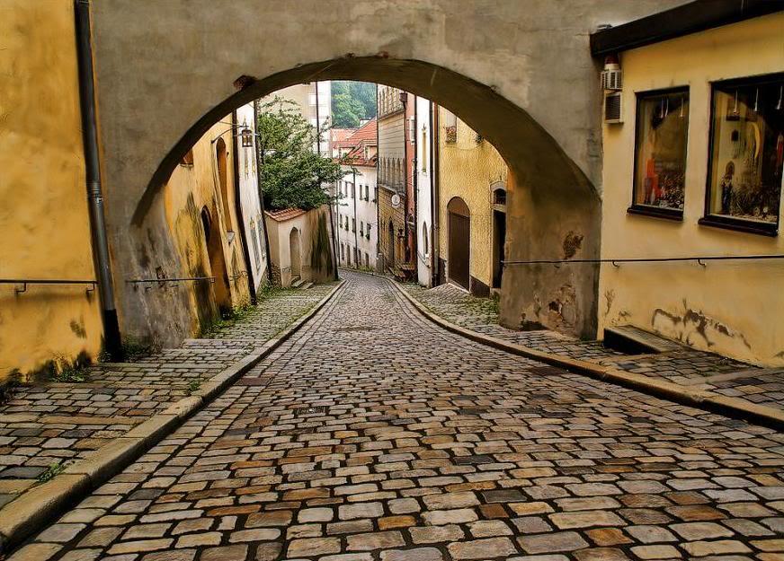 Gradovi sirom sveta - Page 2 PassauGermany