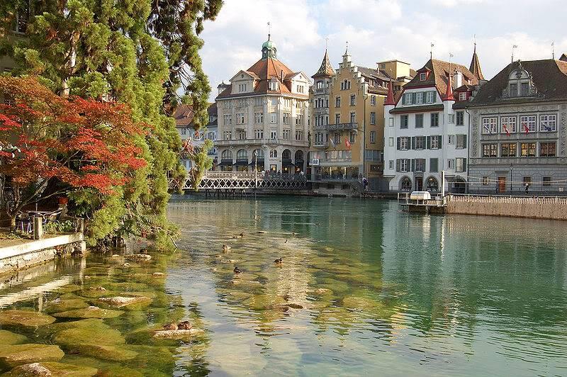 Gradovi sirom sveta - Page 2 Switzerland