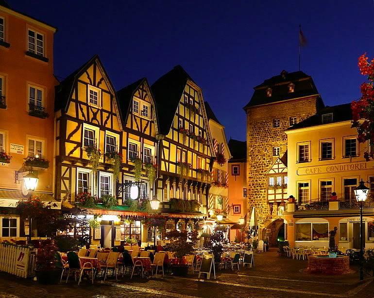 Gradovi sirom sveta TownsquareLinz-Germany