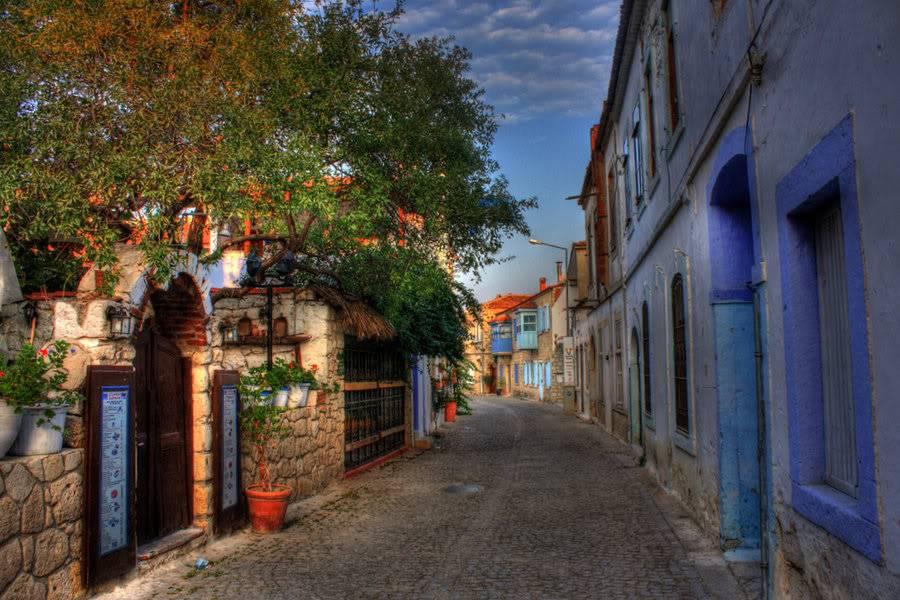 Gradovi sirom sveta Turkey