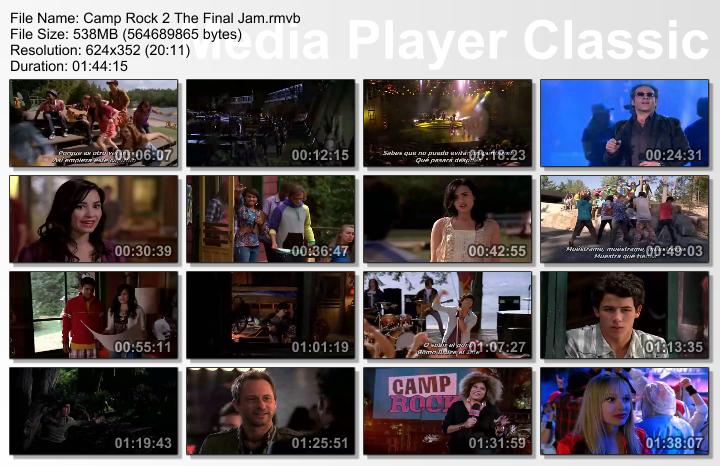 Camp Rock 2 The Final Jam Camp2