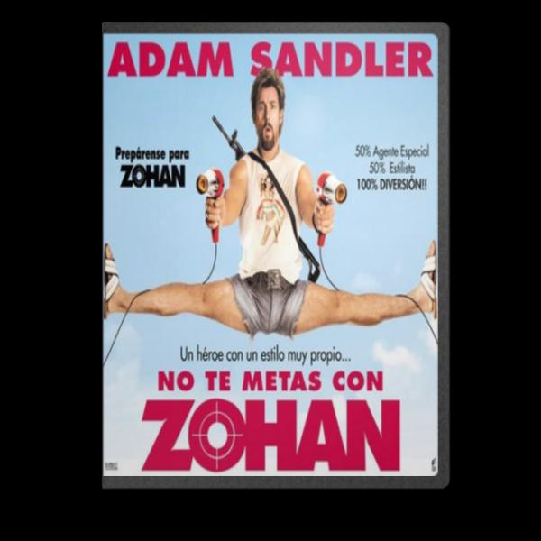No Te Metas Con Zohan Ntmcz