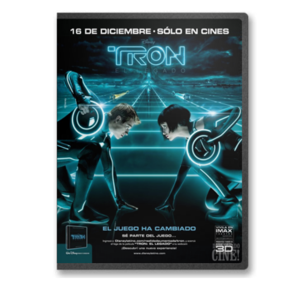 TRON El Legado Tron1