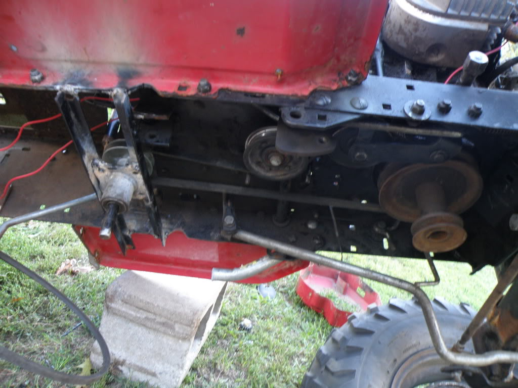 My Tractor Build PA010323
