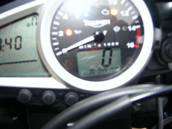 Triumph Daytona 675.  £6100ono 6757