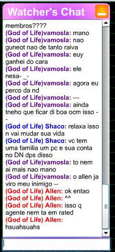 1° Expulsao (God of Life)vamosla Semttulo2