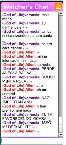 1° Expulsao (God of Life)vamosla Semttulo3