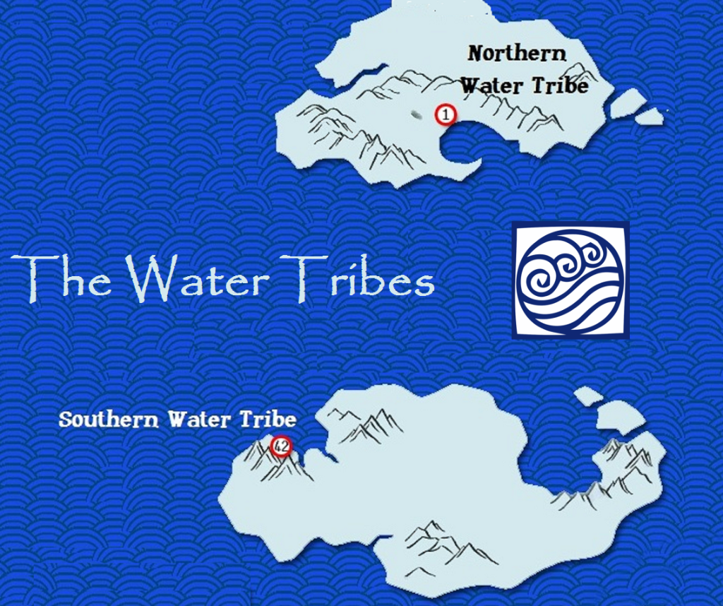 Water Tribes Information _TheWaterTribes