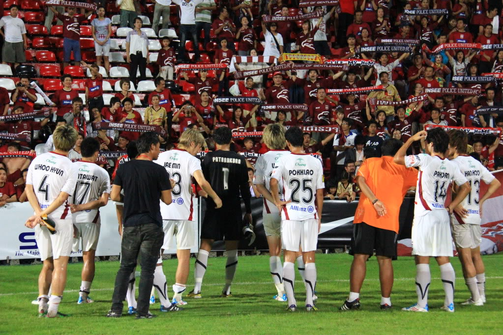 ThaiLand Premier League 2011  IMG_3538