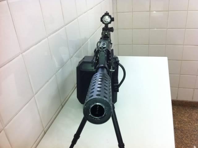 Uma verdadeira S.A.W. : A5 M249W IMG_1166