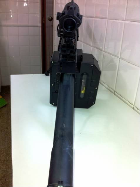 Uma verdadeira S.A.W. : A5 M249W IMG_1169