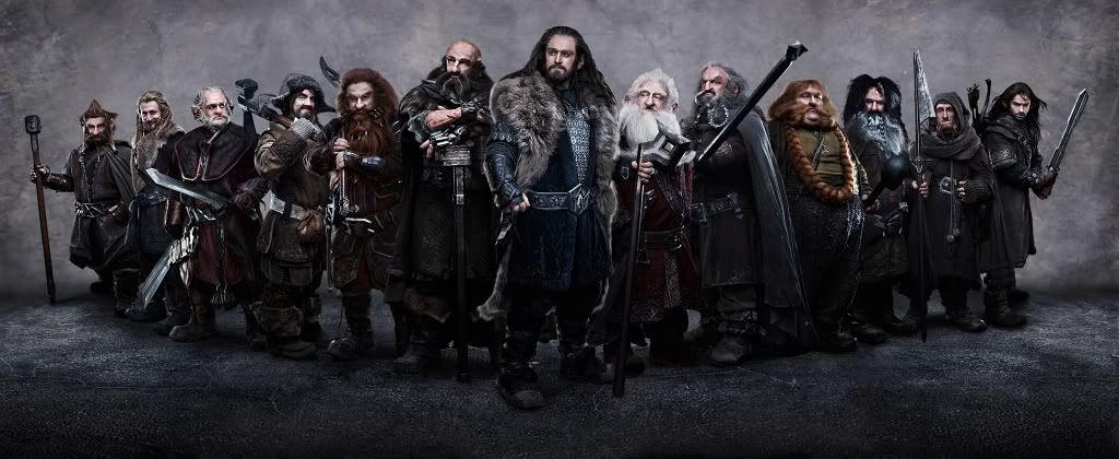 EL HOBBIT (2012 - Parte 1) All-13-Dwarves-Peter-Jackson-THE-HOBBIT-AN-UNEXPECTED-JOURNEY