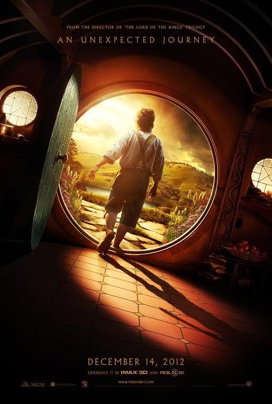 EL HOBBIT (2012 - Parte 1) Hobbit-poster