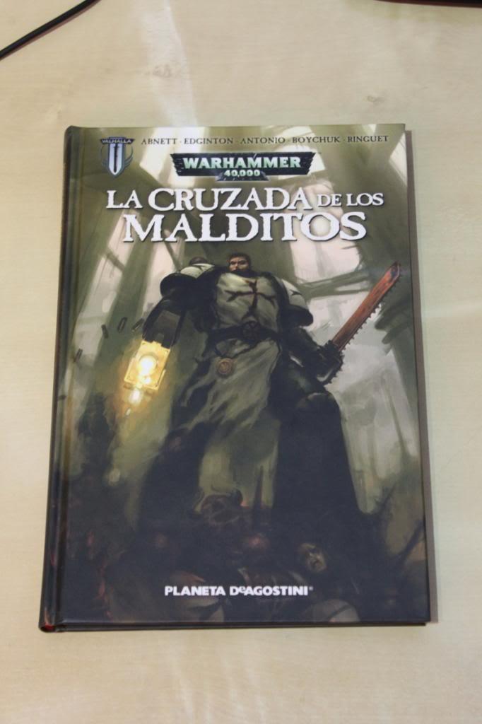 [VENDO] Comic Warhammer 40k: La Cruzada de los Malditos IMG_4070_zps864de019