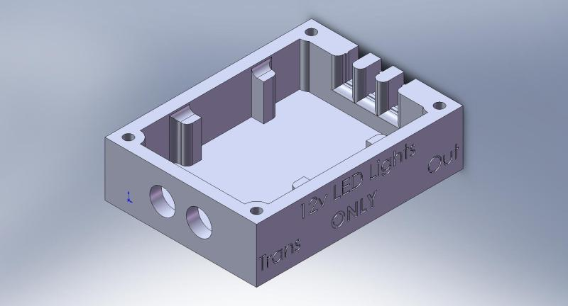 3D printing service. Connector%20box%20led%20out_zpstxx69h3r