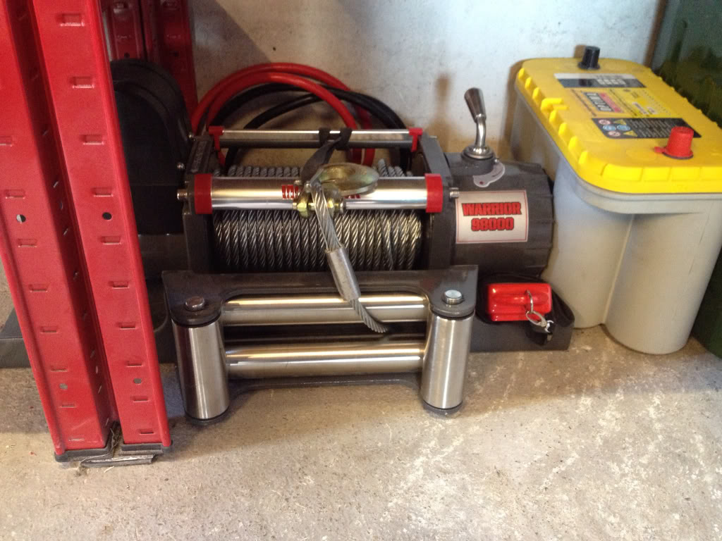 Ifor William Trailer and new winch  6ff70adcb049c37ed10eafb9bf87157c_zps3bce5619