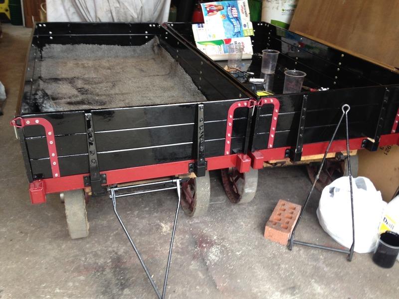"Lynn Robinson. 4"" traction Wagon. Twins. ""Mara"" and ""Uisge"" - Page 4 049721D7-436C-4807-BA22-D968A1F504AD_zpsycblnzi3"