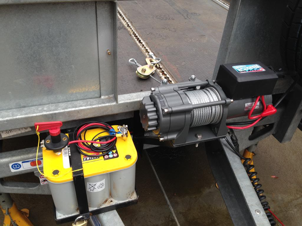 Ifor William Trailer and new winch  F729C84D-F1A3-4641-98E6-28ADD101488D_zps8jcftvcl